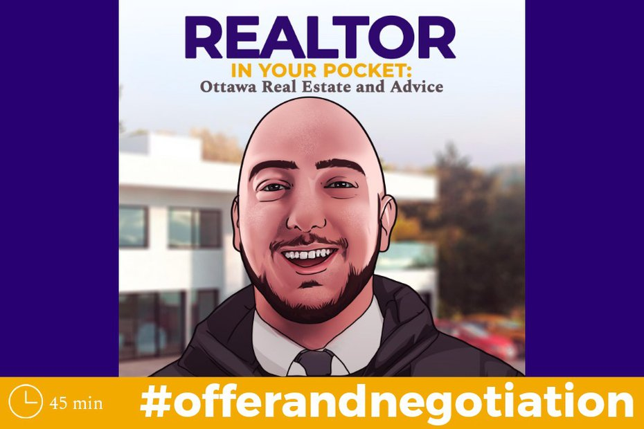 PODCAST - Buying a Home: Offer and Negotiation