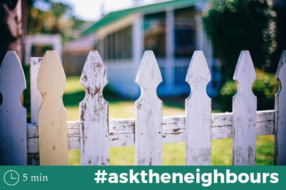 10 Questions to Ask the Neighbours Before You Buy