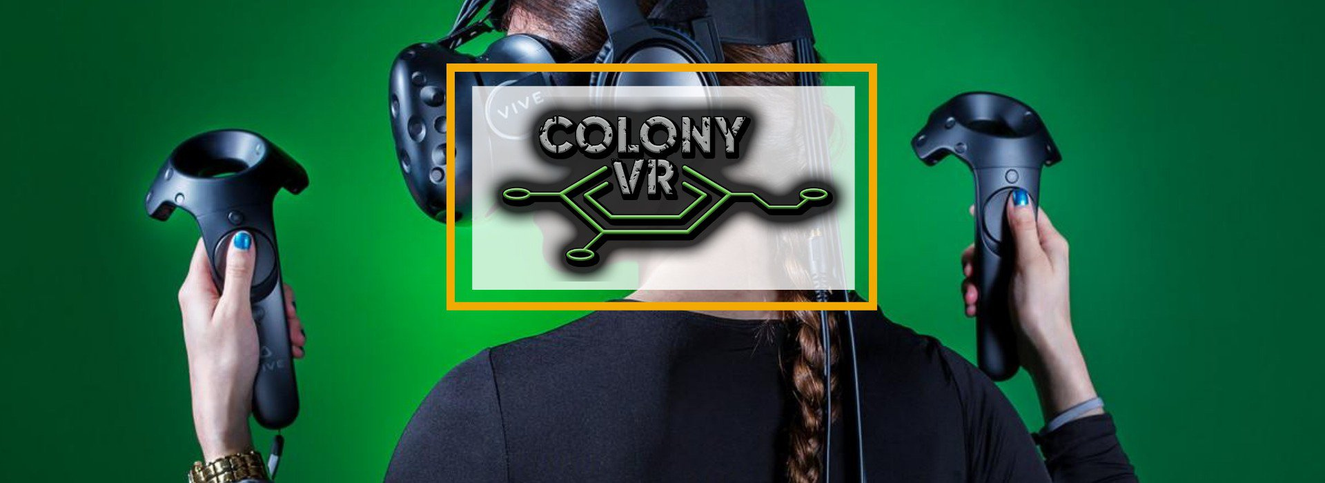 Colony VR Giveaway Contest